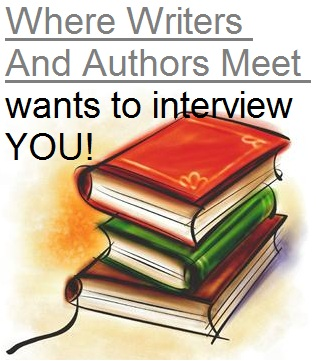 Click here to find out how to be interviewed or submit a guest post!